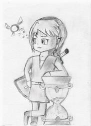 Link. by Nerina-Nerina
