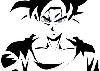 Goku by KrauserMorningstar
