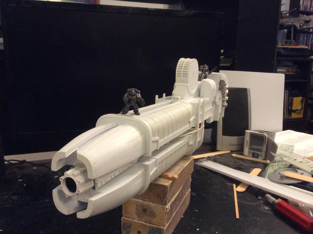 Annihilator Plasma Blaster 4 by Blackadderz