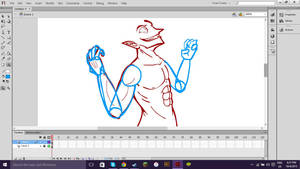 Unfinished Muscular guy pt.2 by Eternalshadow64