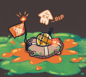 SS: Salmon Run - Aftermawth by Jopiter