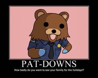 Pat-Downs by Kamden