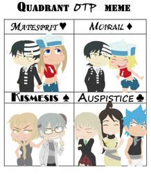Soul Eater Quadrant Meme by Kamden
