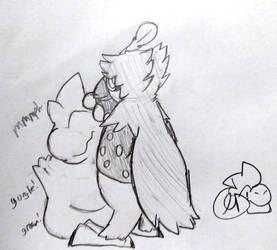 Bird Food 1 by ReddYYDude