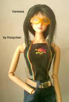 Vanessa by kizzychan