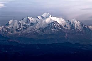 Mt. Blanc by cwaddell