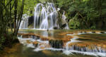 Cascade des Tufs by cwaddell