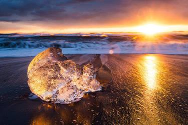 Luminous Sunrise by cwaddell