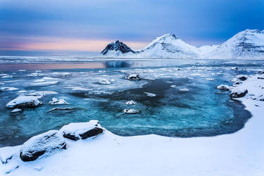 Ice Bay by cwaddell