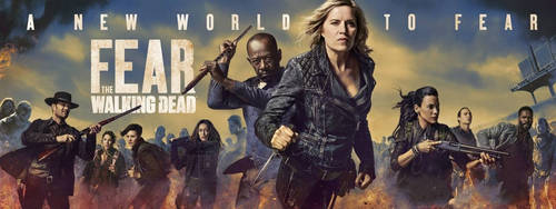 FEAR THE WALKING DEAD by RayMustand