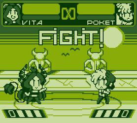 Fight! by P-O-K-E-T