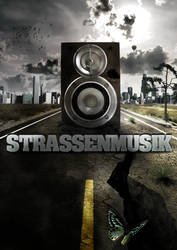 Strassenmusik (Streetmusic) - Flyer by monarxy