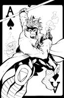 gambit by hanzozuken