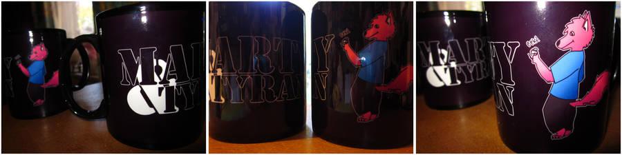 Mug of Marty and Tyran by Phantom-Wolf42