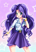 My Little Pony Friendship Is Magic: Rarity by kiriche