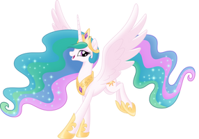 [Princess Celestia] The Movie by Kopcap94