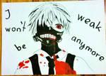 Kaneki from Tokyo Ghoul by DarknessAngel88