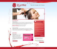 Priti's Karma by danjak