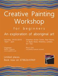 Creative Painting Workshop by danjak