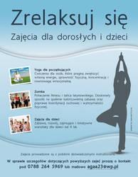 Relax - Yoga training by danjak