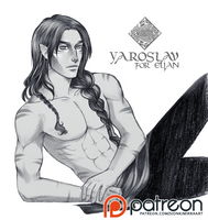 Yaroslav for Elian by sionra