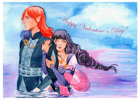 ::Be my Valentine:: by sionra