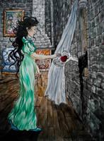 Snow White by RaggedVixen