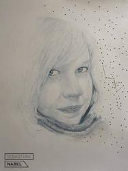 STARS, MYTHOLOGY, A CUTE BUNNY AND A TRAGIC ENDING by Sebastian-Nabel