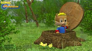 Sonic TFF: Episode 1 Sneak-Peek - Knothole Forest by DoodleyStudios