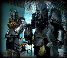 Erebor Royal Guards by AlexOakenshield