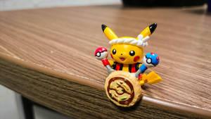 Pikachu by jokerjester-campos