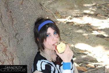 Wander eat XD by Morwen-tan