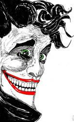 The Killing Joke- Joker by Morwen-tan