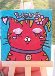 Love Cat by KatM0nster