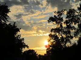 Sunset III by NostalgiaPhotos