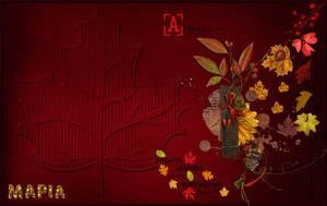 autumn by marakigr