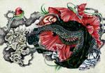 Poppies' blossom by john-n-mary