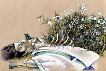 Garden of Seimei by john-n-mary
