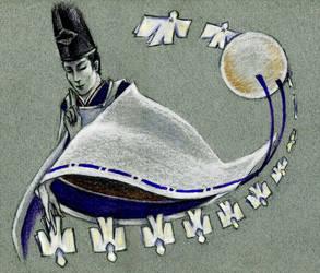 Twelve shikigami dancing by john-n-mary