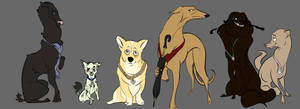 Sherlock's really gone to the dogs by Indeed-Productions