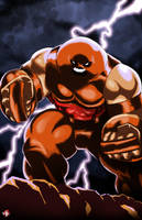 Juggernaut by WiL-Woods
