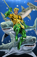 Aquaman by WiL-Woods