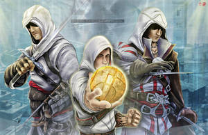 Assassin's Creed-Original trio by WiL-Woods