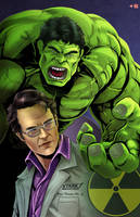 Bruce Banner: Agent of Stark by WiL-Woods