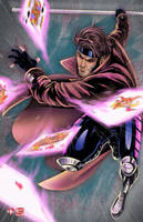Marvel Gambit 2015 by WiL-Woods