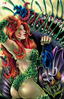 Poison Ivy Wins by WiL-Woods