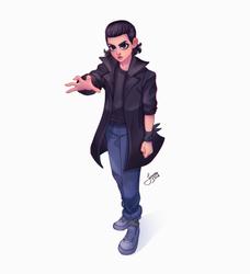 Eleven by Jessibrasilart