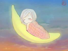 banana-dream by Mireys