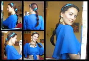 Jasmine Hair by Durnesque