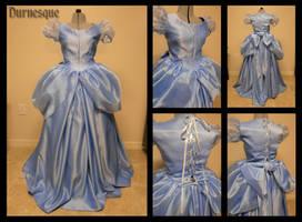 Cinderella's Ballgown by Durnesque